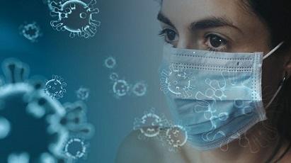 מסכת פנים נגד וירוס קורונה